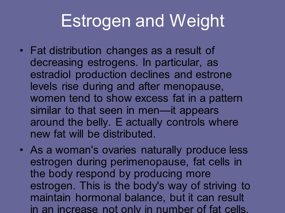 Menopause A Natural Life Transition - ppt download