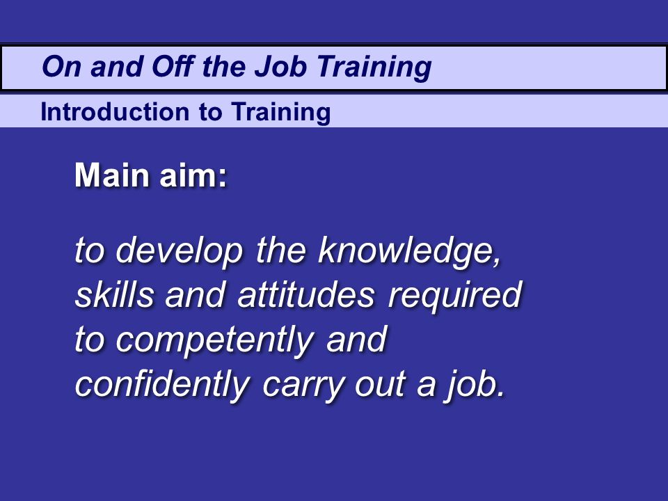 Induction and Training - ppt video online download