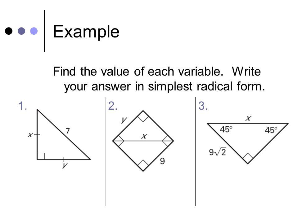 simplest radical form worksheet 28 images 12 best images of – Simplest Radical Form Worksheet