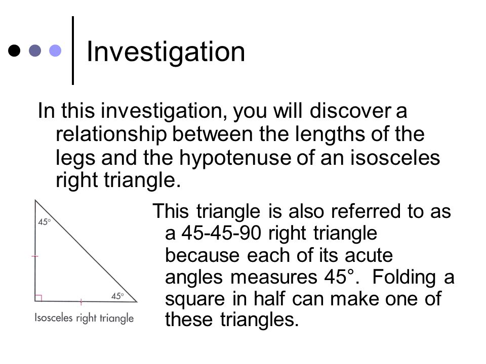 relationship between three angles in a triangle