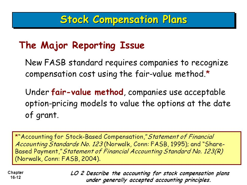 Options trader compensation