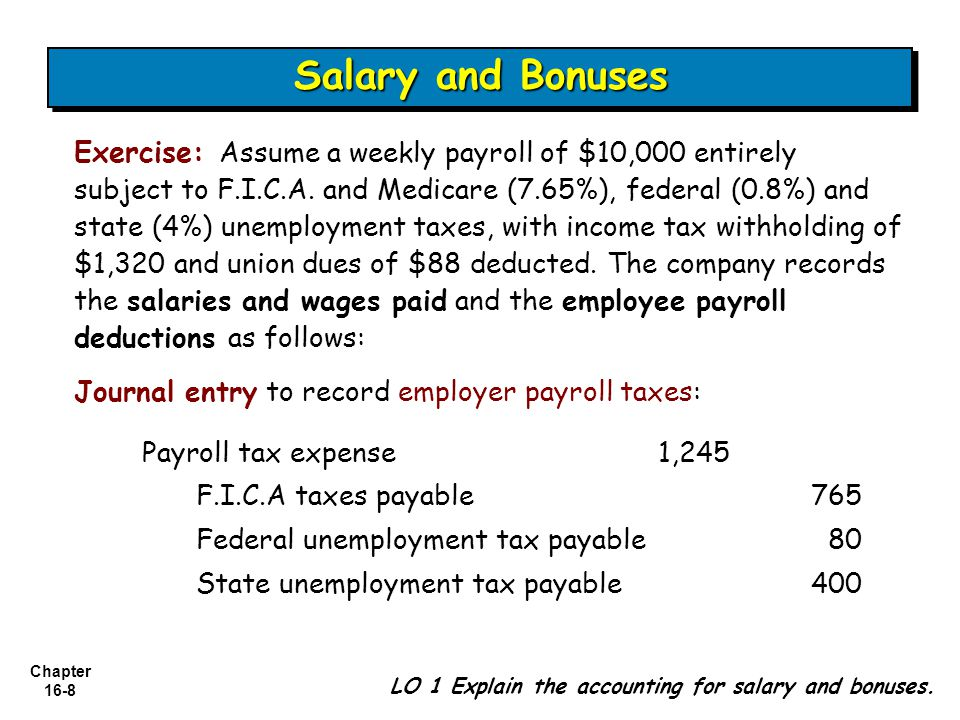 how to find federal unemployment tax payable