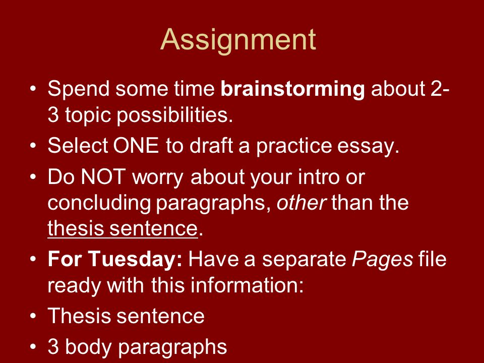 What does the thesis do