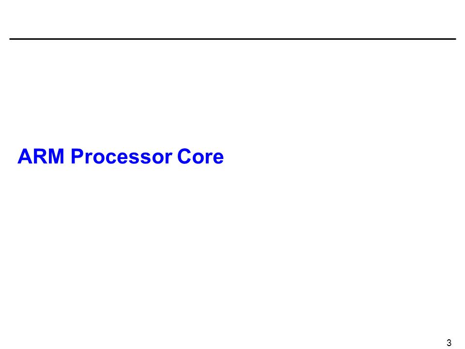 ARM Processor Architecture Ppt Video Online Download - Arm processor architecture
