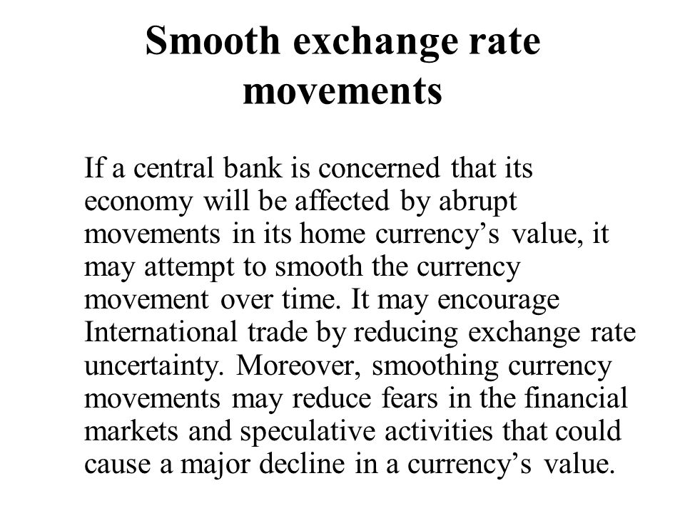 exchange rate movements Graphs to show exchange rate movements of sterling, euro and dollar reasons for short-run and long-run movements in currencies.