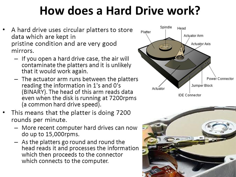 how to run two hard drives