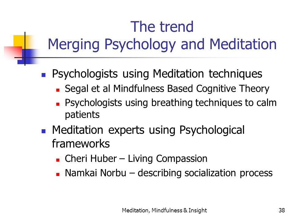 meditation and psychology How can you reach an altered state of consciousness without drugs meditation and hypnosis are two techniques that can promote a relaxed state of.
