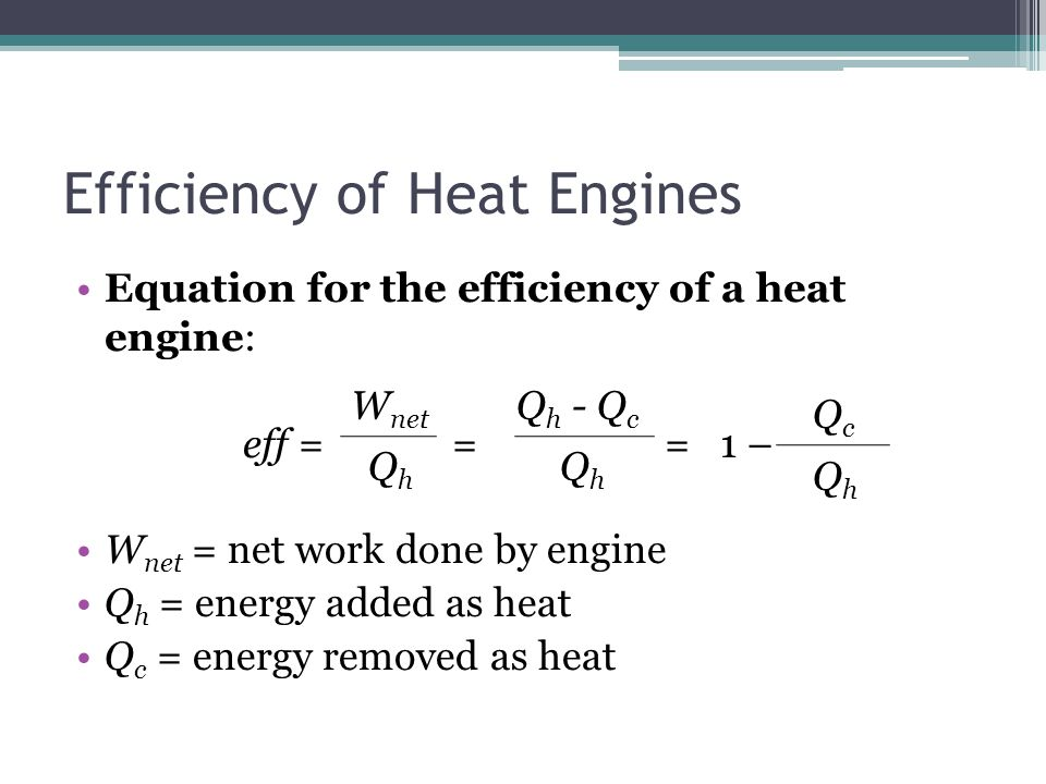Unit 4 - Thermodynamics Chapters 9 and ppt video online ...