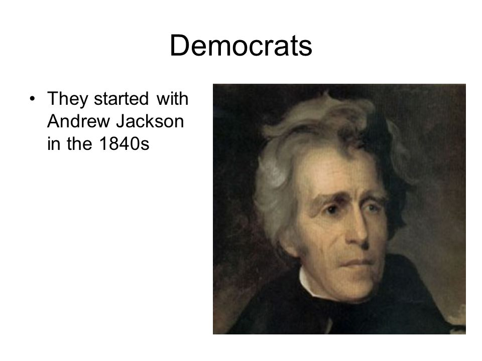 how democratic was andrew jackson An ambiguous, controversial concept, jacksonian democracy in the strictest sense refers simply to the ascendancy of andrew jackson and the democratic party after 1828.