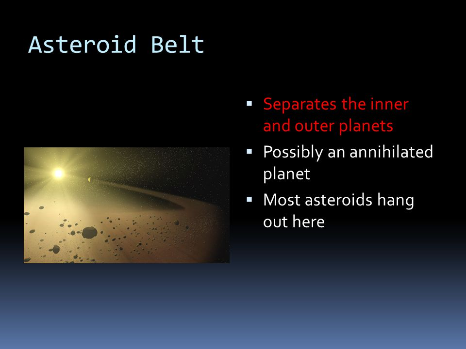 inner and outer planets ppt - photo #43
