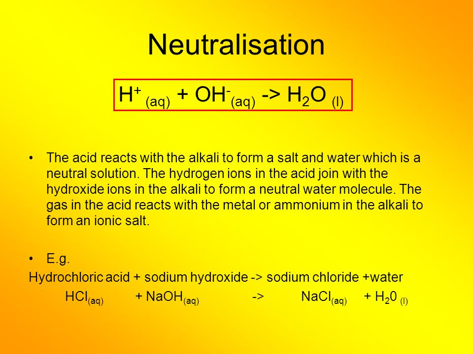 Ions In Solution. - ppt download