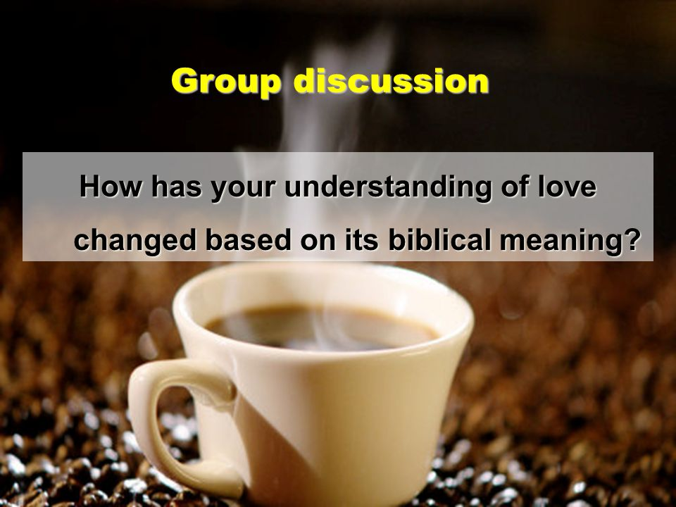 live in relationship group discussion definition
