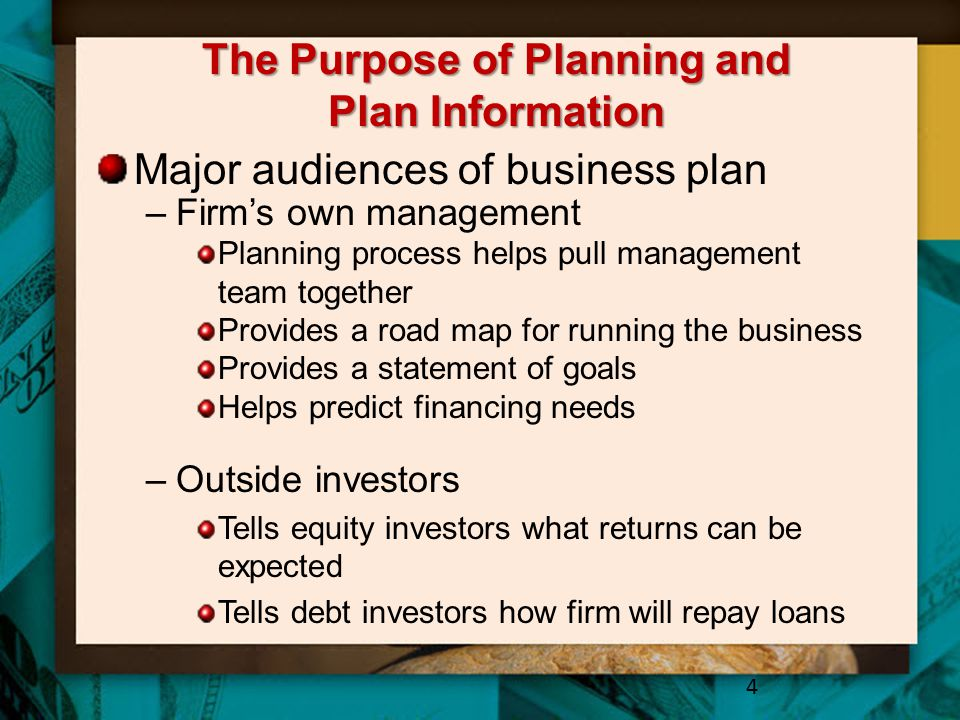 Ent 300 Business Plan Outline New