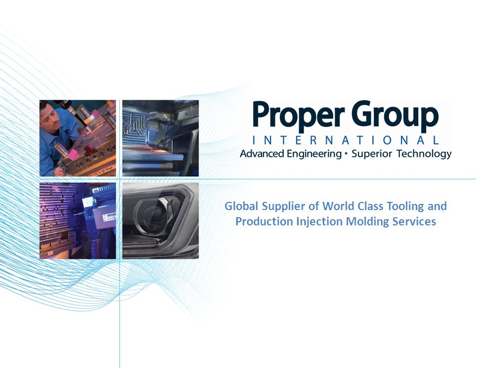 """World Class Injection Mold Manufacturing"""