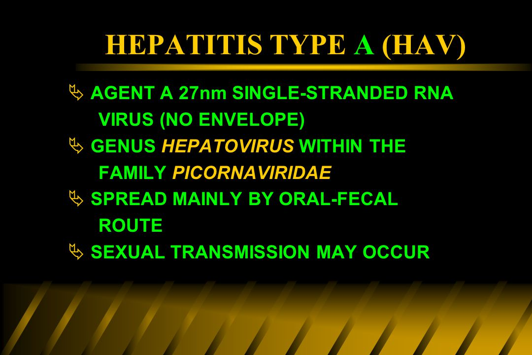 Hcv dating