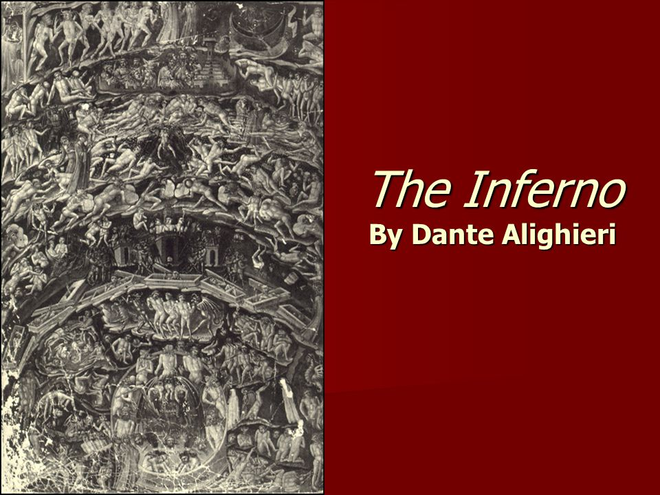 the guardians in dante alighieris inferno Buy the divine comedy i: inferno at the guardian bookshop the divine comedy  i: inferno, by dante alighieri, translated and edited by robin.