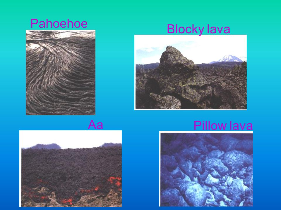 Volcanoes The Eruptions The Lava And The Types Ppt