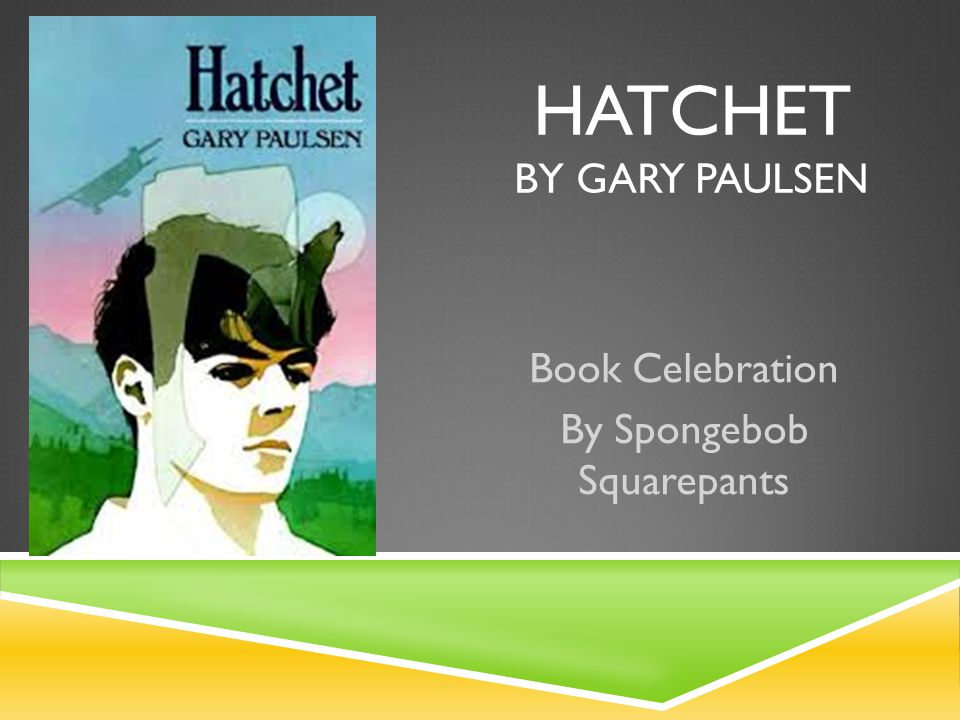 a character analysis of gary paulsens book hatchet Hatchet book review by star22 this is a book review about what i thought if the book hatchet by: gary paulsen after reading it as a class crow testament analysis.