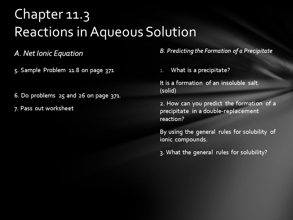 Chapter 11 Chemical Reactions. - ppt download