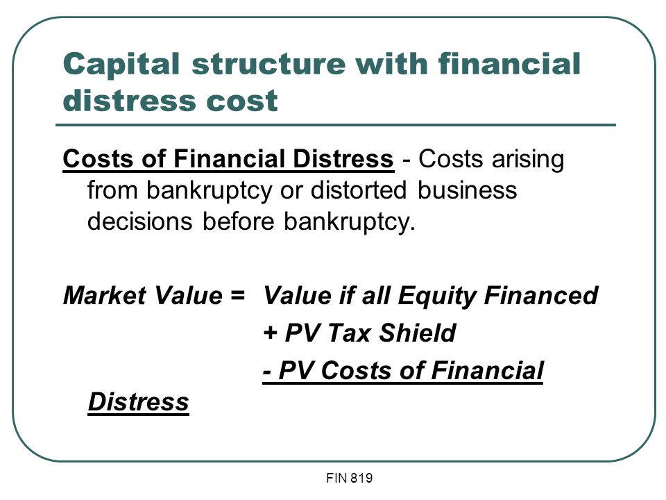 financial distress bankruptcy essay Essays on bankruptcy and the resolution of financial distress  they are clearly magnified by the institutional structure of the bankruptcy code the second essay .