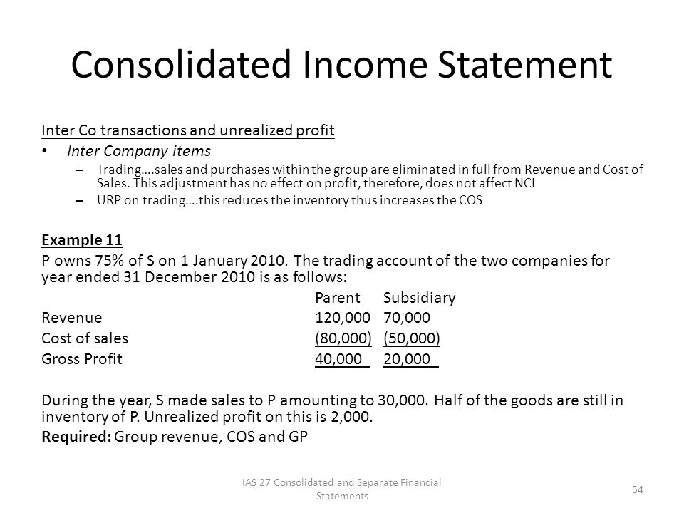 how to write an income statement letter