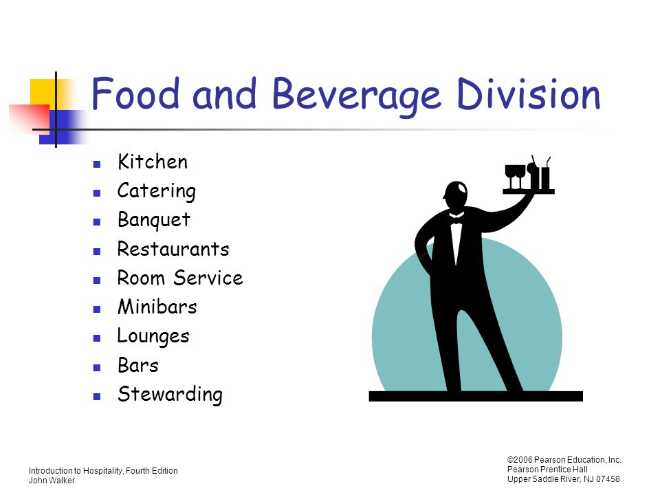 Chapter 6 Food And Beverage Operations Ppt Video Online