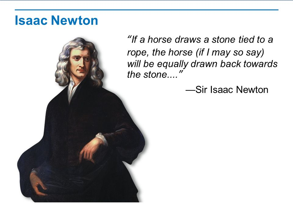 the life of isaac newton and his law of motion
