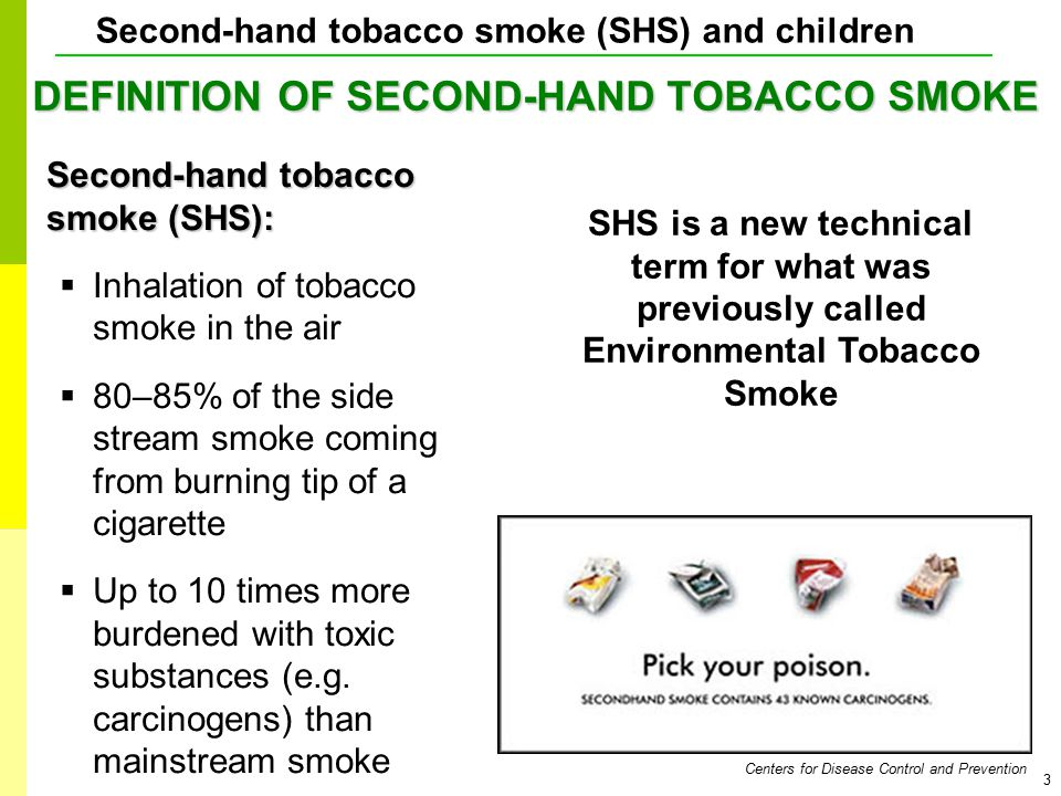 second hand smoking thesis statement Read chapter 8 conclusions and recommendations: data suggest that exposure to secondhand smoke can result in heart disease in nonsmoking adults.
