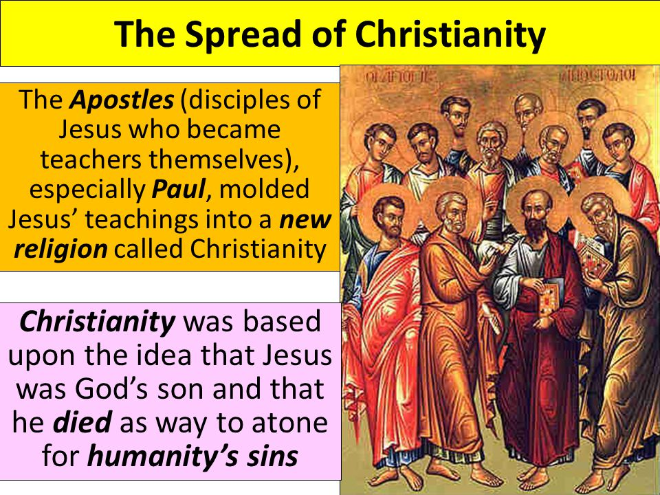 the influence of paul on christianity Paul and later christian apologists used several greek methods to argue for the validity of christianity: - cosmological argument although his deity bore no resemblance to the god of the bible, plato did discuss the existence of an  unmoved mover .