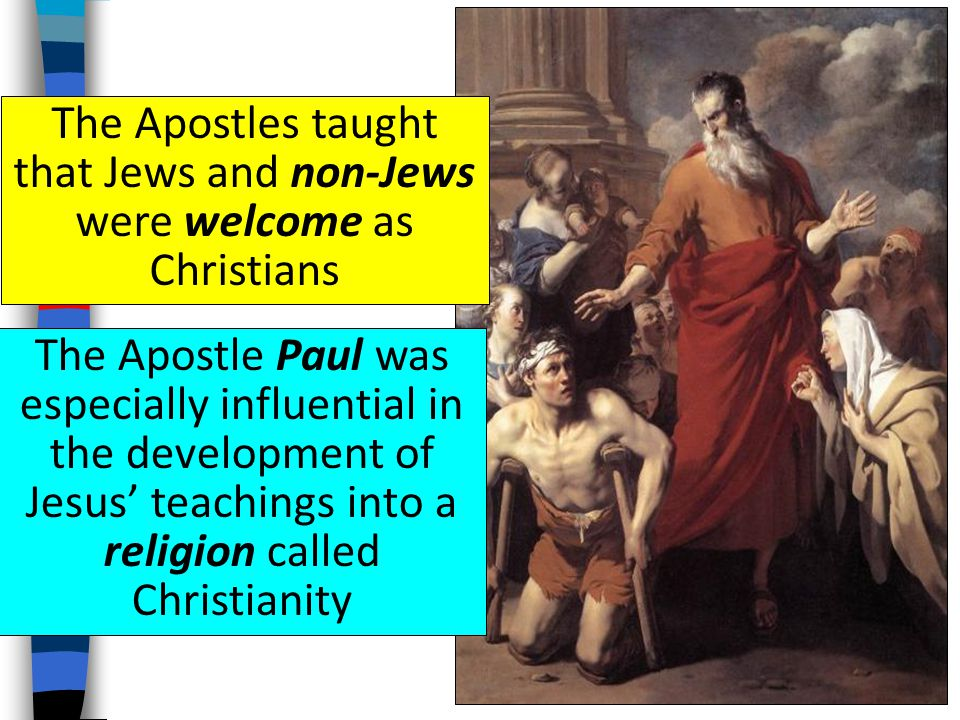 the early life of the apostle paul and its influence on the spread of christianity It began in jerusalem in judea in the 1st century, ce, and moved northward   had committed suicide, earlier) and the apostle paul (formerly known as saul   considered the dangerous influence of jesus to be quelled with his execution   as the early christian movement spread, the early jesus followers.