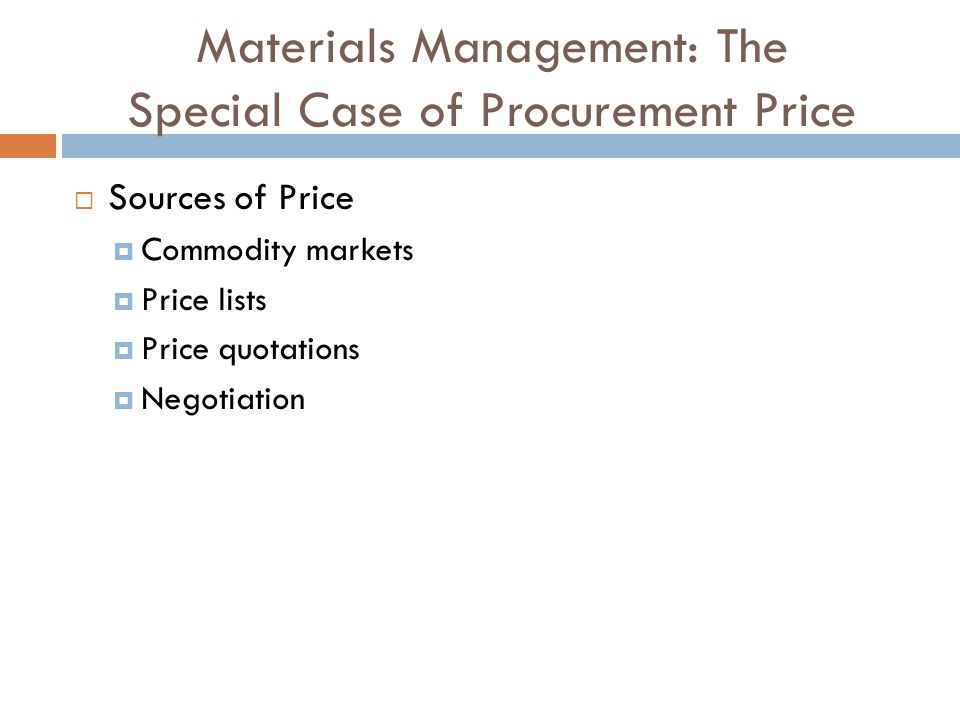Procurement And Supply Management - Ppt Video Online Download