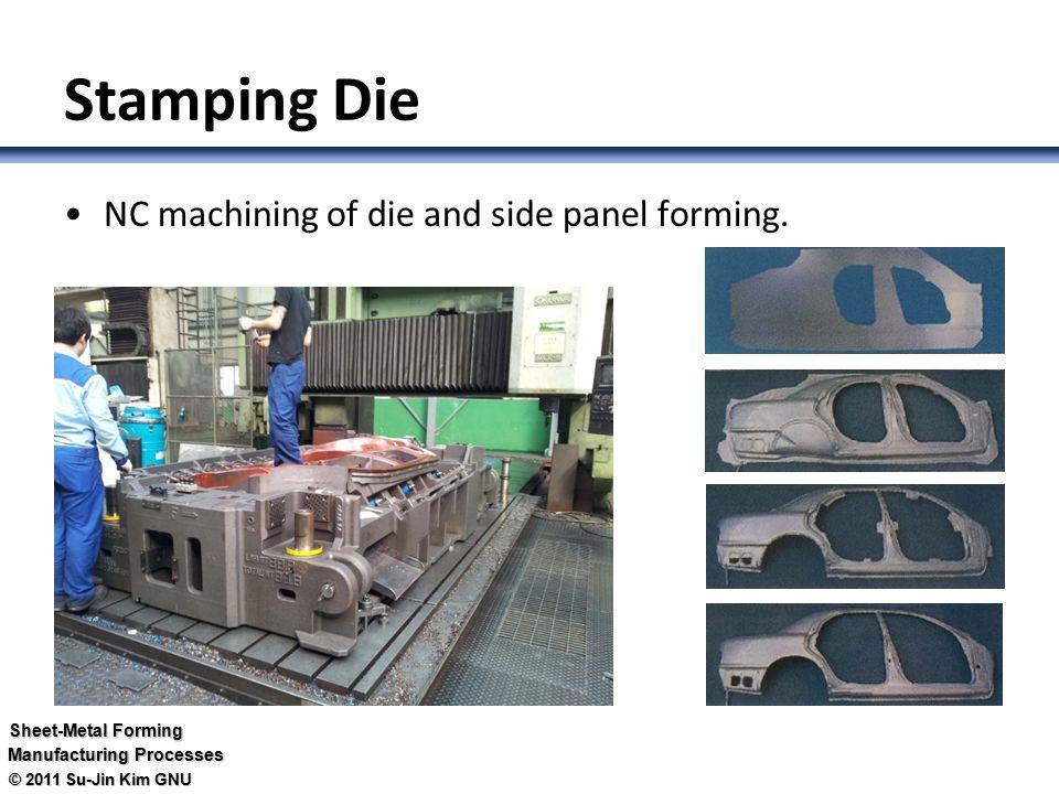 sheet metal stamping design guidelines
