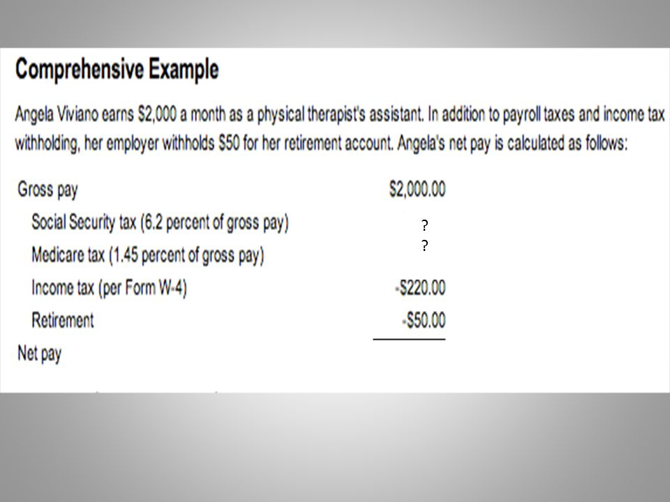 TAXES ppt video online download – Social Security Taxable Worksheet