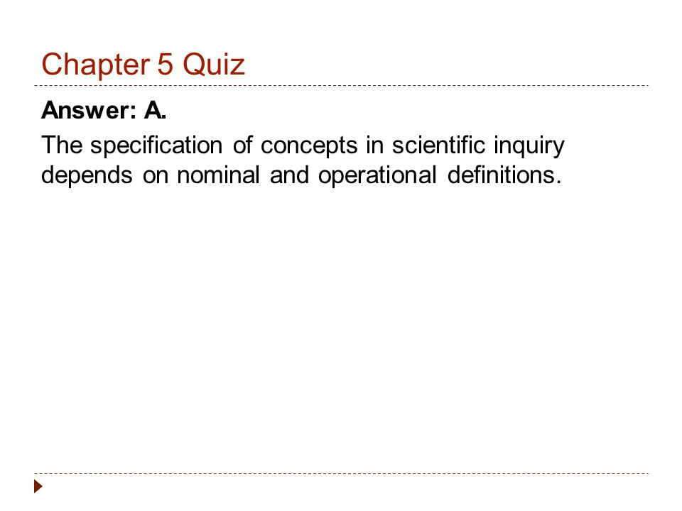 chapter 5 quiz answers part 1 Quizzes chapter 1: the foundations of economics quiz 1 | chapter 2 chapter 4: elasticities (unit 12) quiz 4 | chapter 5: government intervention (unit 13.