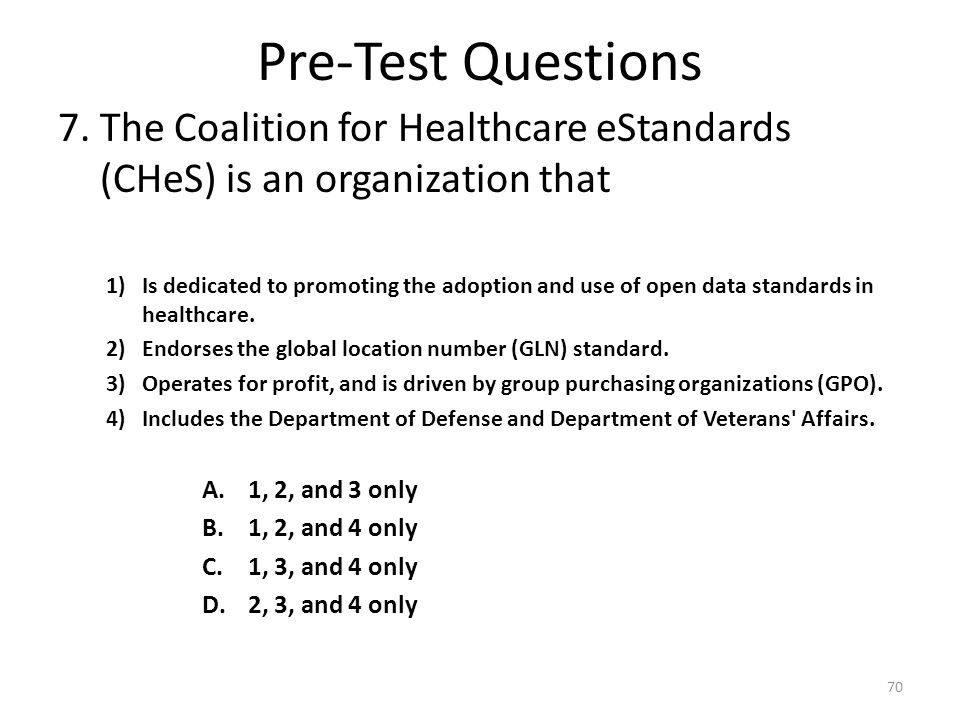 pretesting questionnaire 1 There are different methodologies available for pretesting – the two main methodologies are (1) separate pretest forms and (2) pretesting embedded within an existing form separate pretest forms some programs prefer to completely separate the pretesting process from the live exam administration.