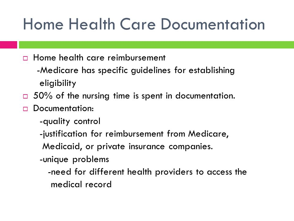 documentation pn ppt video online download With home health nursing documentation