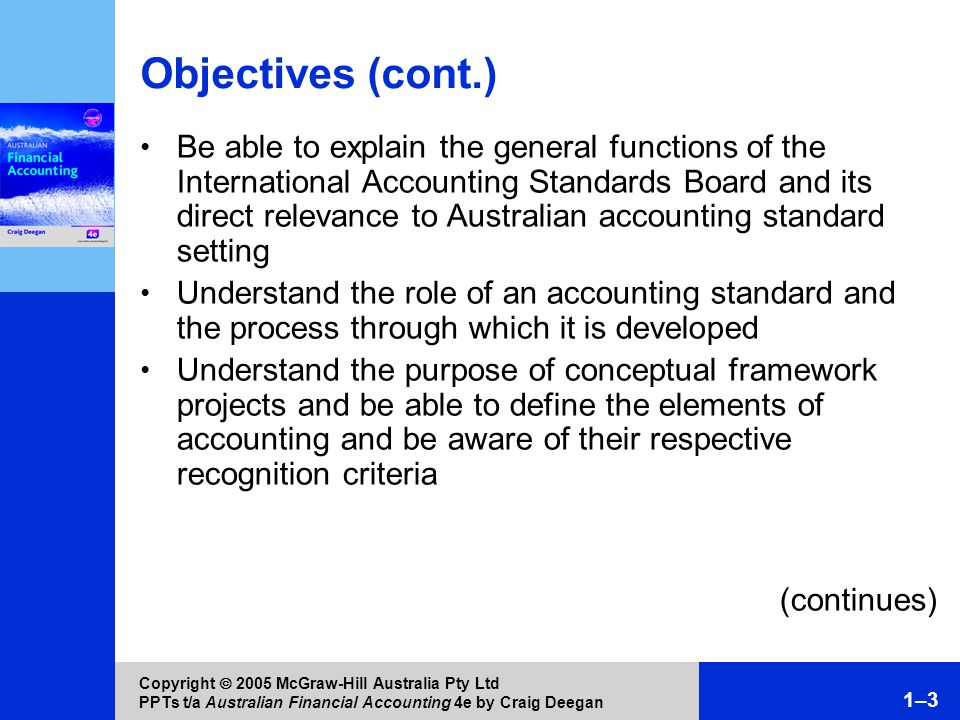 a description of the role of the international accounting standards board Introduction to international accounting standards board (iasb) being founded on february 6, 2001, as an independent accounting standard setter, the iasb is a london-based organization which seeks out to set and enforce standards for accounting procedures.