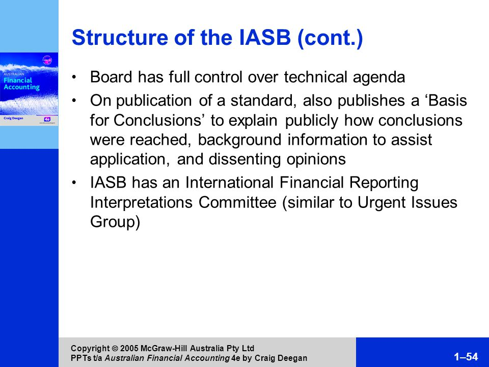 Iasb and what is their function