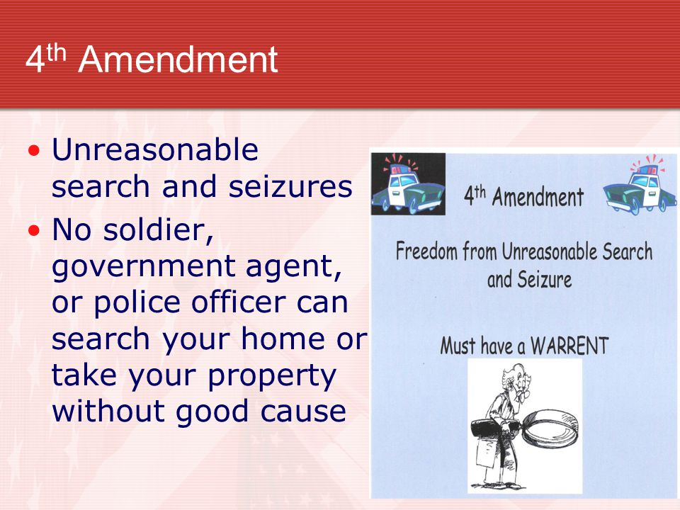 freedom against unreasonable search and seizure Annotations arrests and other detentions—that the fourth amendment was intended to protect against arbitrary arrests as well as against unreasonable searches was early assumed by chief justice marshall 63 and is now established law 64 at common law, warrant-less arrests of persons who had committed a breach of the peace or a felony.
