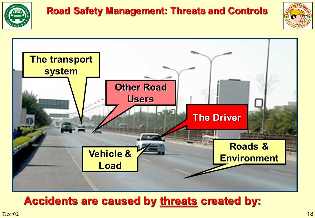 How Does Petroleum Development Oman Manage Road Safety