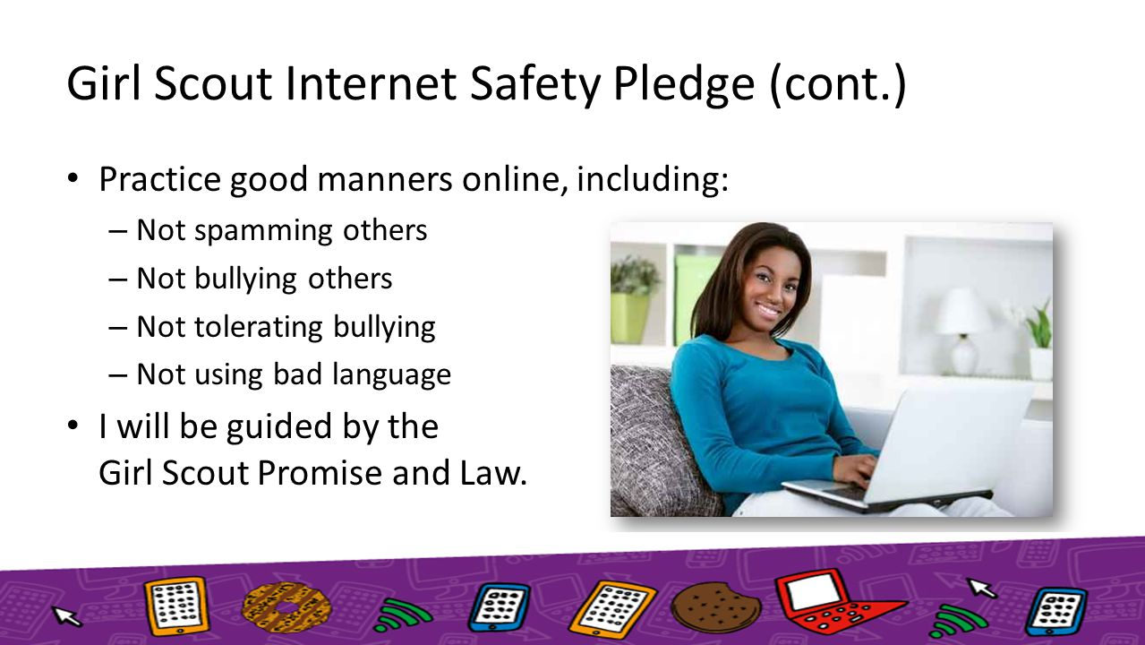 wel e to safety first for girl scouts   ppt download