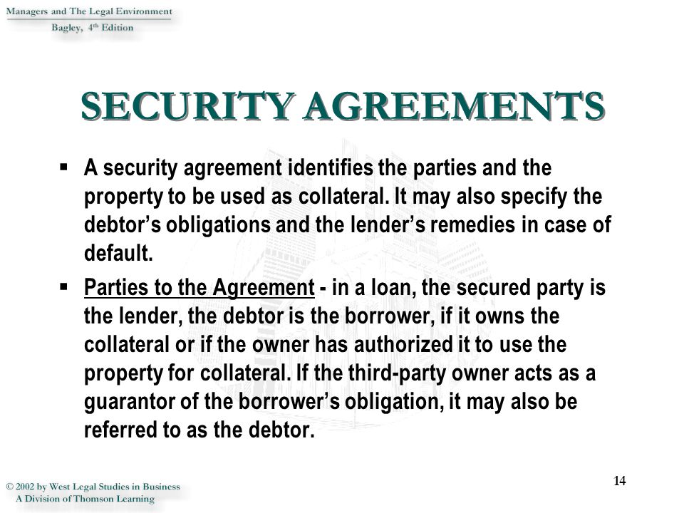 DebtorCreditor Relations And Bankruptcy  Ppt Download