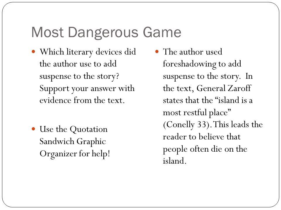 the most dangerous game quiz pdf