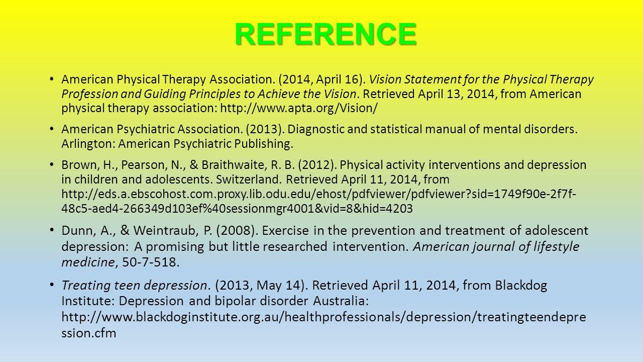 diagnostic and statistical manual of mental disorders depression
