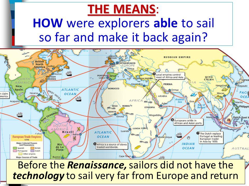 renaissance age of exploration