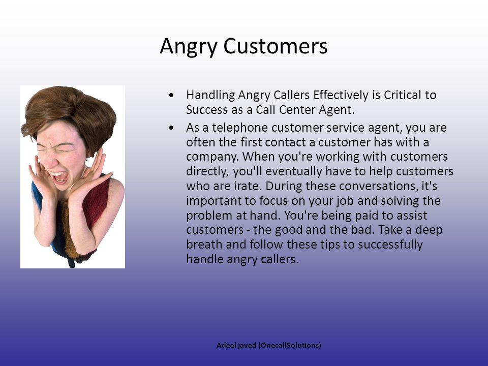 Call Center Etiquette Module Ppt Download