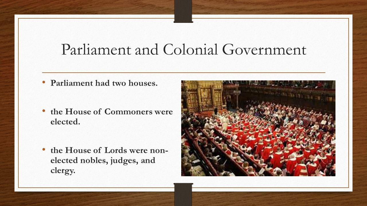 colonial government essays Essay on colonial america the the american colonists did not easily agree to this requirement since the british government levied taxes on the colonies without.