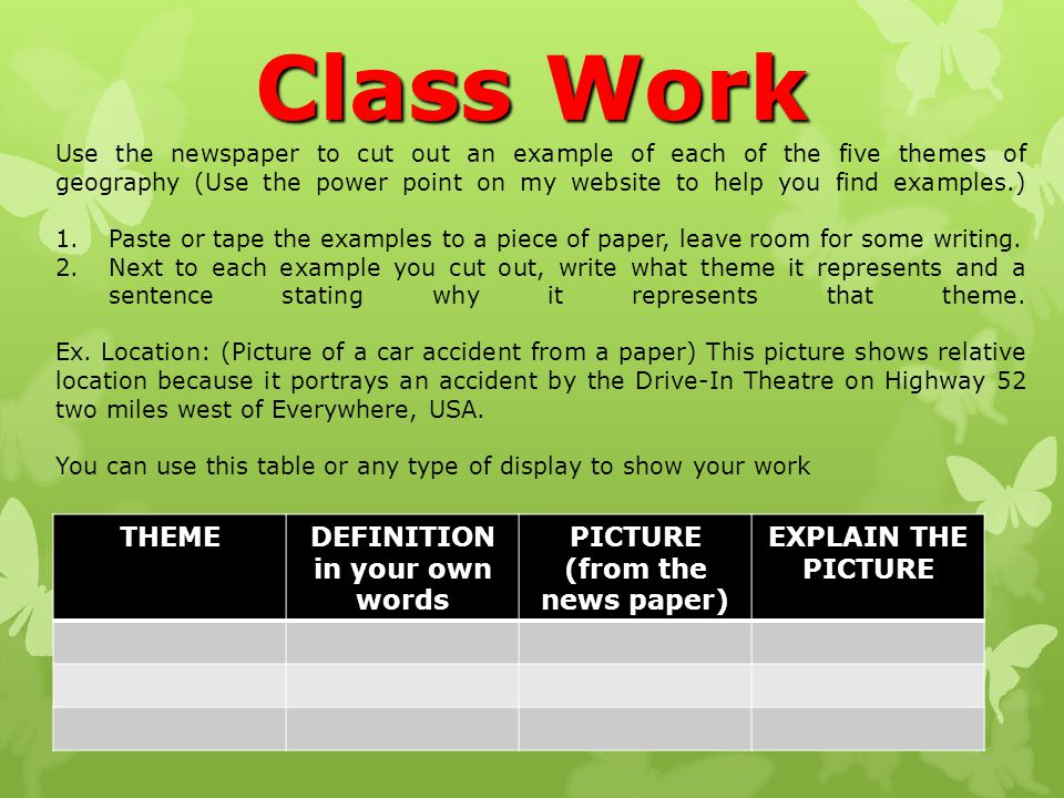 write my paper theatre writing