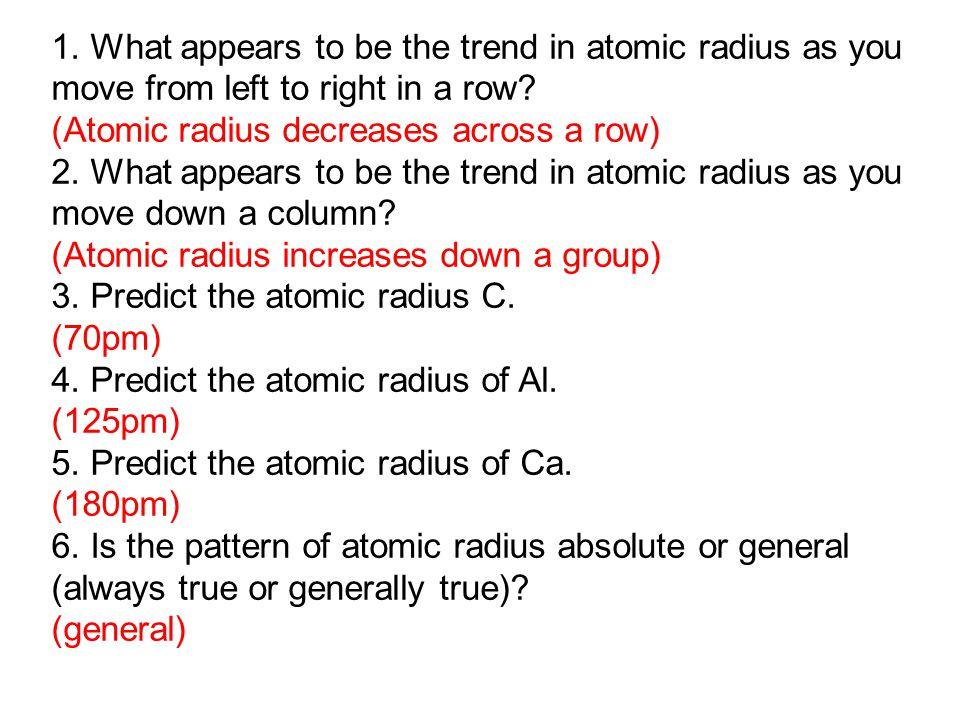 periodic table left to right atomic radius choice image periodic periodic table left to right atomic - Periodic Table Left To Right Atomic Radius