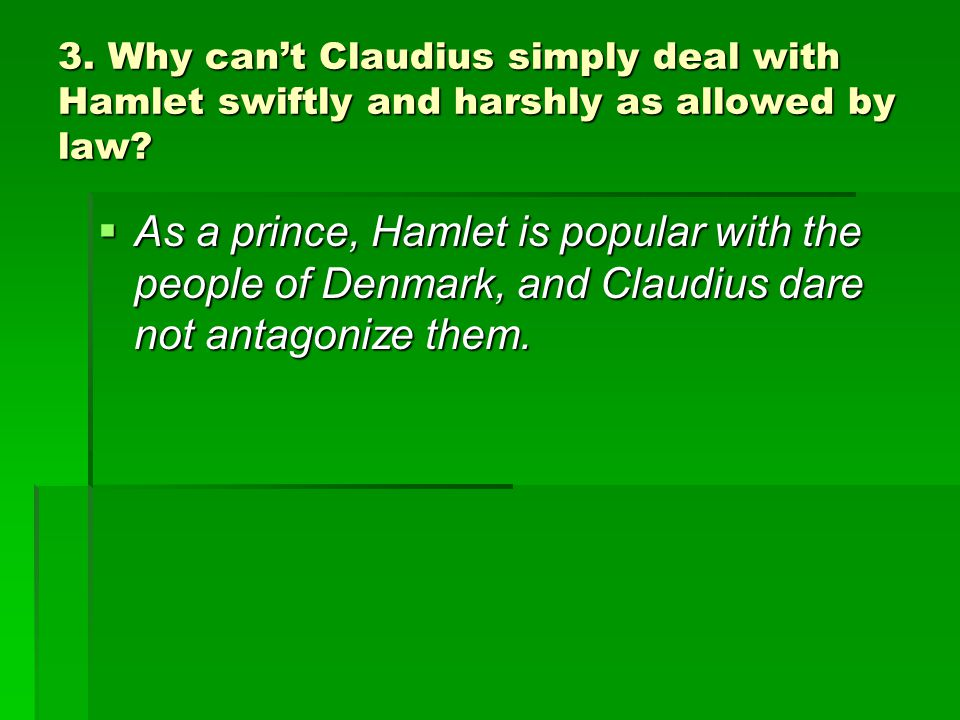 an observation on polonius in hamlet by william shakespeare Polonius is a character in william shakespeare's hamlet he is chief counsellor of the king, and the father of laertes and ophelia generally regarded as wrong in every judgment he makes over the course of the play, polonius is described by william hazlitt as a sincere father, but also a busy-body, [who] is accordingly.